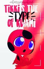 ✨Tikki The Type Of Kwami© by -OhMrsMayiHead