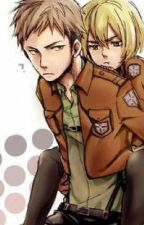 Caught. (Jean X Armin One Shot) {Smut} by LukaLaLand