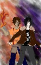 All my Art (so basically a bunch of drawings of Nico di Angelo) by xBECKADROWNEDx