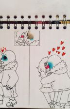 Sans x Reader lemons and smut by rosebunyhex