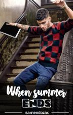 When summer ends. | Zayn Malik | Español. by isamendozax