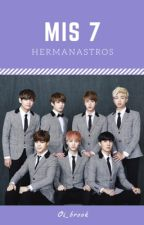 Mis 7 hermanastros   ➵  bts by unicornio1485
