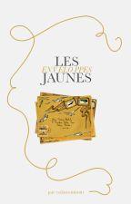 Les Enveloppes Jaunes by enfant-minuit
