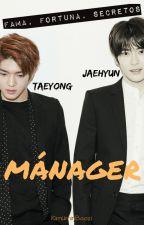 Mánager // JaeYong - NCT by KimUminBaozi