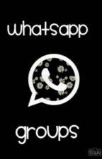 Grupos De Whatsapp :3 by StrawberryGirlTM