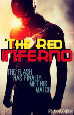 The Red Inferno (Barry Allen/The Flash) by AK41803