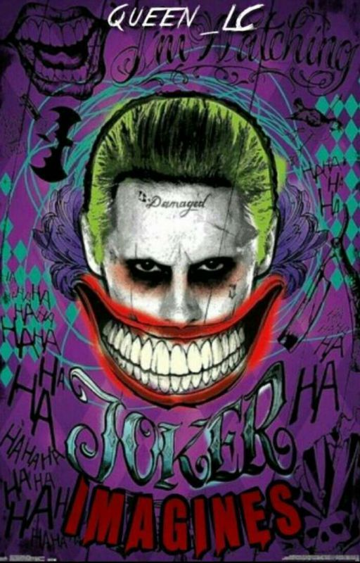 ✖Joker Imagines✖ by Queen_LC