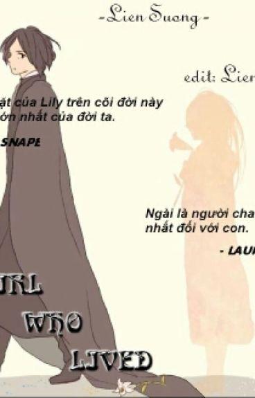[Xuyên không - ĐN Harry Potter] Harry Potter: The girl who lived