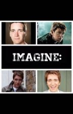 James Phelps Imagines by Aidanturnerimagines