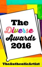 The Diverse Awards 2016 by TheAuthenticArtist
