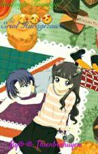 Daidouji Tomoyo và Eriol Hiiragizawa (Cardcaptor Sakura-*-chuyện chưa kể). by thienbinhuyen
