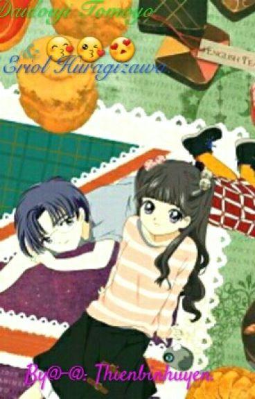 Daidouji Tomoyo và Eriol Hiiragizawa (Cardcaptor Sakura-*-chuyện chưa kể).