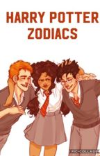 Harry Potter Zodiacs by ZKawunia