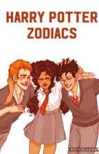 harry potter zodiacs by ZKawunia