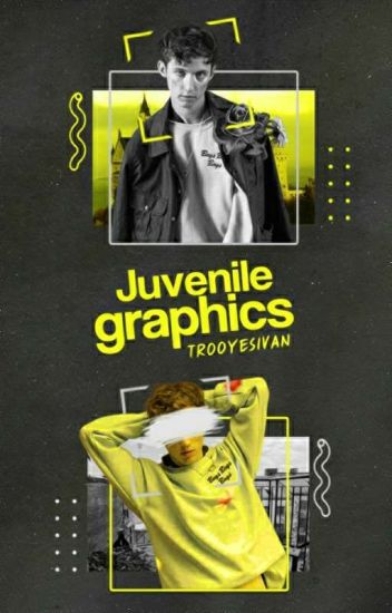 juvenile graphics  [graphic showcase]