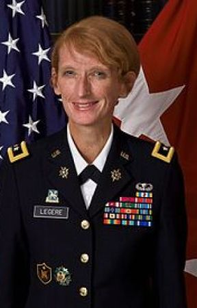 LTG Mary Legere  -  Distinguished Career by LTGMaryLegere