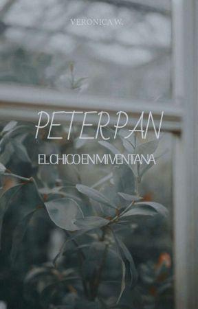 Peter Pan, el chico en mi ventana by woongy