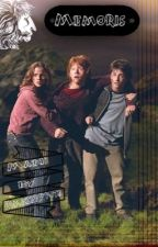 Harry Potter Memoirs by Halfblood_Serena