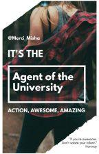 Agent of the university (Malay) by Merci_Misha