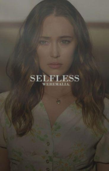 selfless ❀ isaac lahey