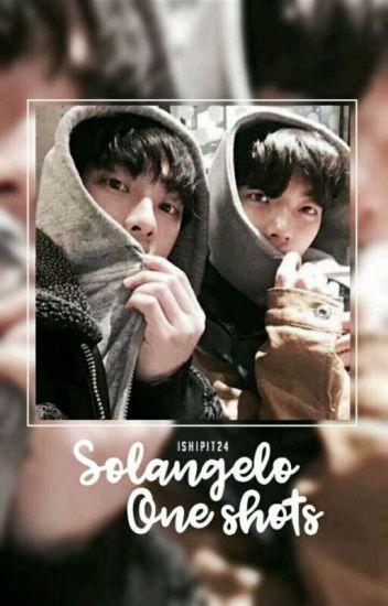 Solangelo: one-shots [boyxboy]