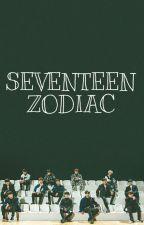 SEVENTEEN ZODIAC  by Kpop____Trash