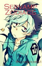 Servamp Zodiacs PL  by Kij_Spearsa