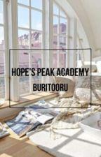 Hope's Peak Academy | Hajime Hinata x Reader by buritooru