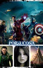 Porzucona//Avengers by MagdalenaMiko