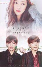 Playboy Kim Taehyung by taesluty