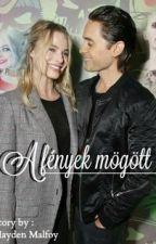 Lights Behind - Jared Leto&Margot Robbie by maratimelow