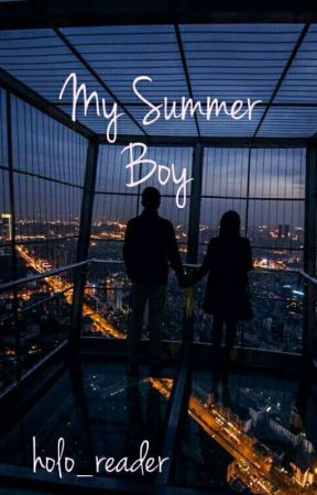 My summer boy by holo_reader