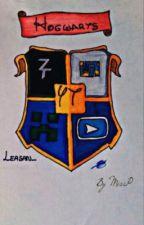 Les Youtubeurs À L'école Des Sorciers by LeaSan-ChloeChan