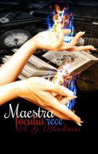 Maestra focului rece by AGNegrea