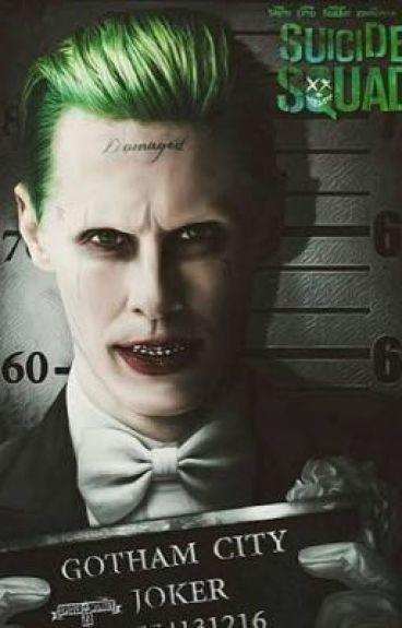 Deranged - JokerXReader