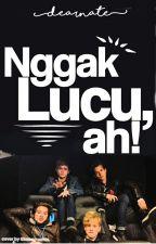 Nggak Lucu Ah! - The Vamps by bkeiii