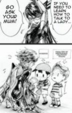 If you need to talk to a lady, go ask your mom! by AlphAOmegA151