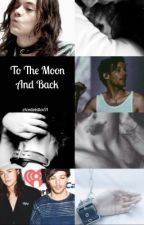 To the moon and back by lhglory
