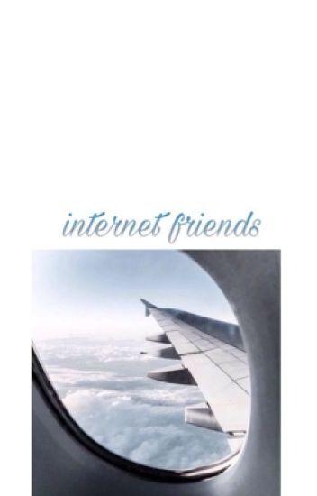 internet friends | frerard