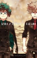 My Hero Academia | Izuku X Reader X Katsuki by NinDRAGON