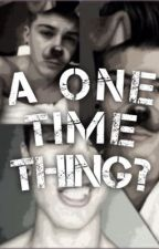 A one time thing? (FF-Sean Cavaliere) by IsiCvlr