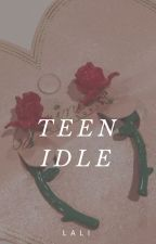 teen idle ❀ jikook by yowngs