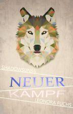 der Kampf// Unser Rudel (Band 3) by Shadowsun55