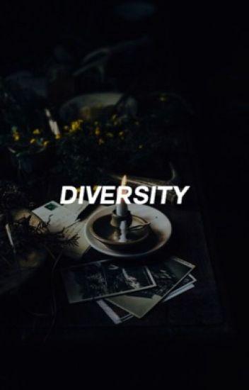 DIVERSITY - CO-ED GROUP.