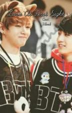 Love At First Sight  [VKook ff] by 23yeonhyo