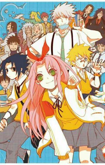 [Naruto Fanfic] Naruto And Facebook