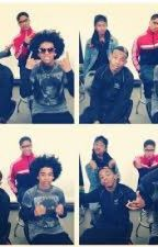 """What Happened To the Brightside?! (A Mindless Behavior Story) by KujoCool"