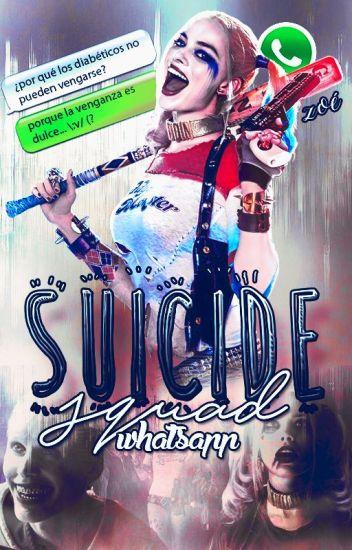 Suicide Squad - Whatsapp