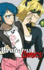 Miraculous : Comics  by a-little-miraculer