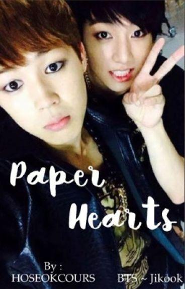 Paper Hearts [ BTS/GOT7 ]